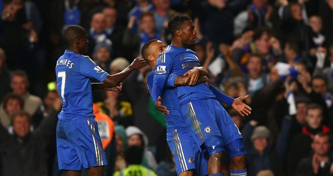 Daniel Sturridge: Back among the goals and still part of Chelsea's plans heading forward