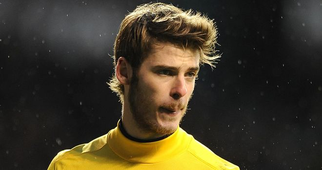 David de Gea: I am at a huge club and there are big demands on you