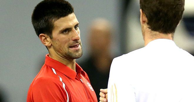 Shanghai win delights Djokovic