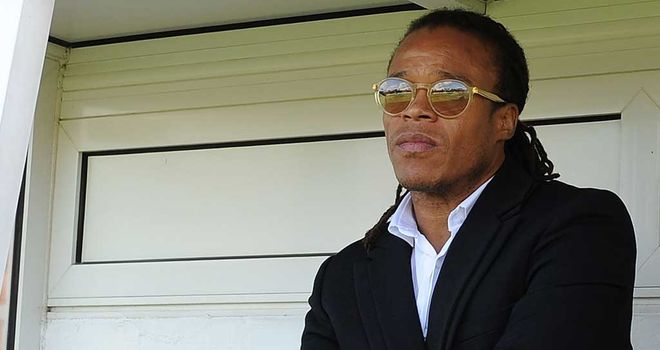 Edgar Davids: Big games ahead for Bees