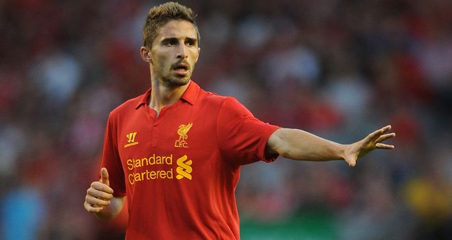 Fabio Borini: Has suffered a fracture to his right foot
