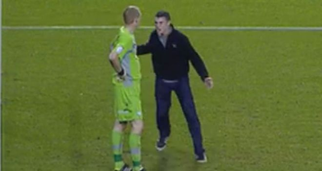 Chris Kirkland: Assaulted by supporter after conceding equaliser