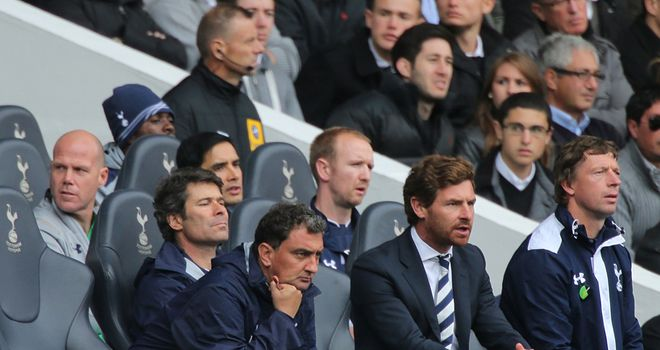 Andre Villas-Boas and his team are ready to test themselves against Chelsea