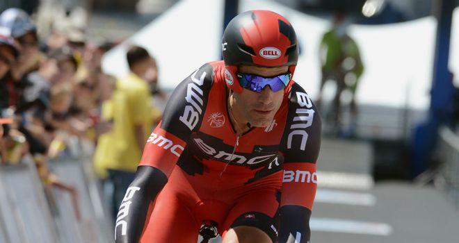 George Hincapie: rode alongside Armstrong on each of his seven Tour de France wins