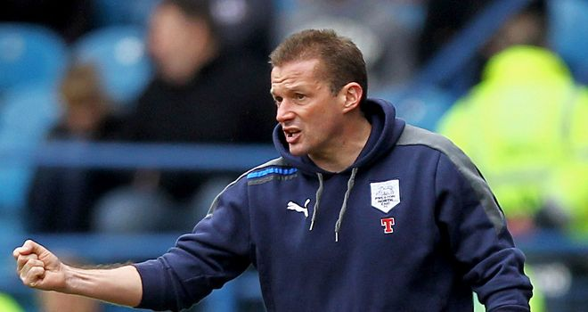 Graham Westley: Leaving role as Preston manager