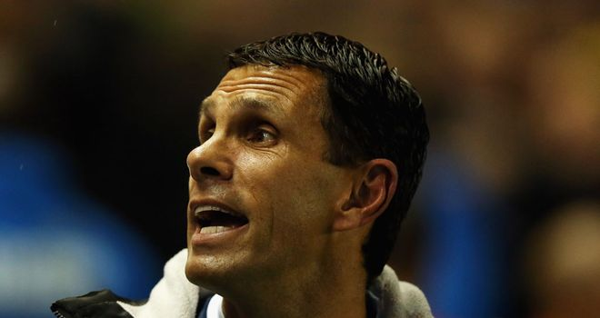 Gus Poyet: Taking the positives from Arsenal defeat