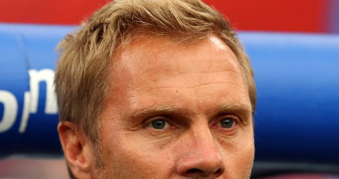 Thorsten Fink: Sacked by Hamburg