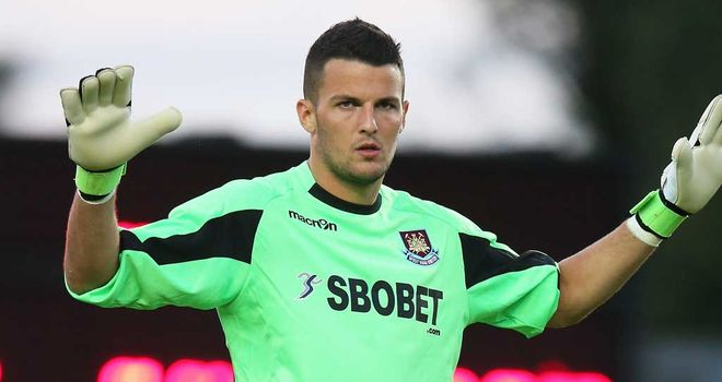 Stephen Henderson: Looking for regular football at Ipswich