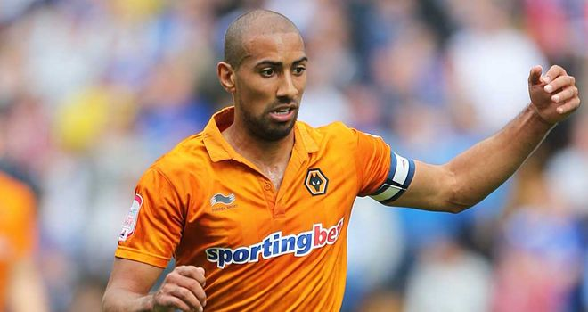 Karl Henry: Wants to stay at Wolves