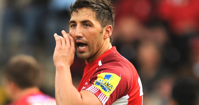 Gavin Henson: Looking to revive his international career