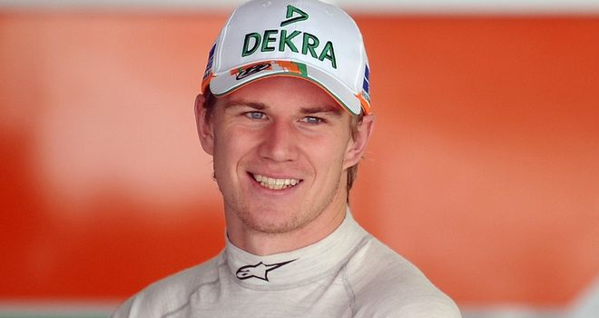 Nico Hulkenberg: Will join Sauber over the winter