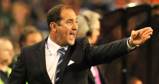 Igor Stimac: Looking to take Croatia one step closer to the 2014 World Cup