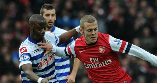 Jack Wilshere: Arsenal midfielder impressed on his return against Queens Park Rangers