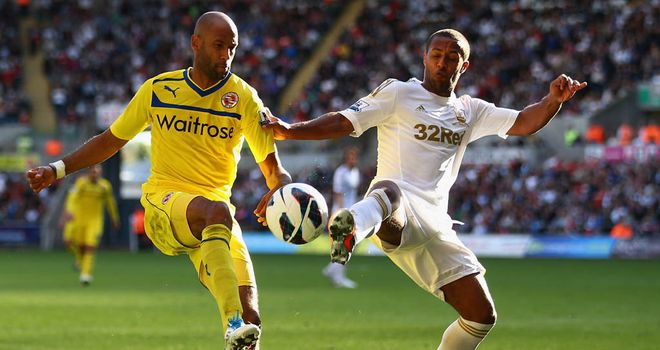 Wayne Routledge: Open to the idea of signing a new long-term deal at Swansea