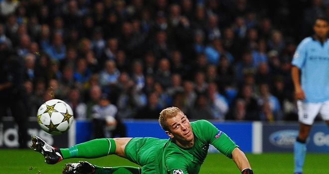 Hart: Made a string of fine saves