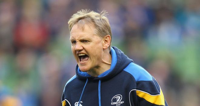 Joe Schmidt: Taking nothing for granted as Leinster prepare to defend their crown