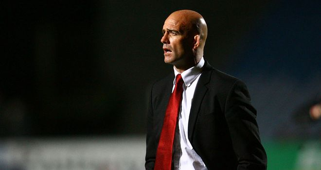 John Mitchell: Happy to be back at the helm