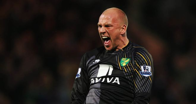 John Ruddy: Looks set to make first start for Norwich in five months against Reading this weekend