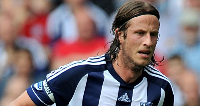 Jonas Olsson: West Brom defender feels he has a 'connection' with Gareth McAuley