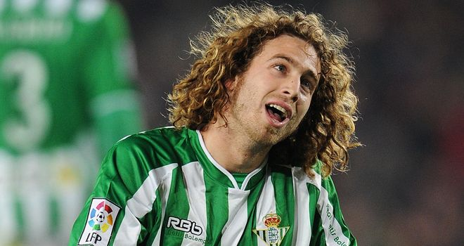 Jose Canas: Real Betis midfielder has agreed to join Swansea