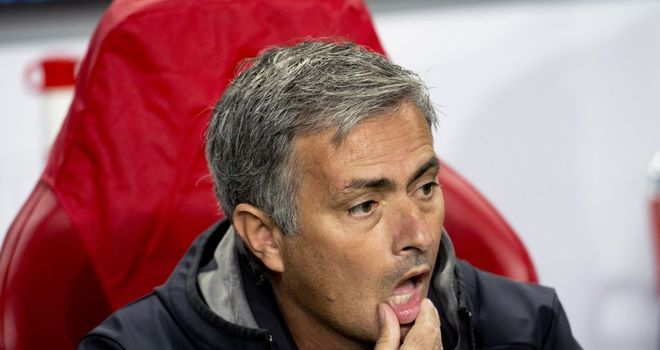 Jose Mourinho: Real Madrid coach has responded to criticism of his decision to play Michael Essien at left-back
