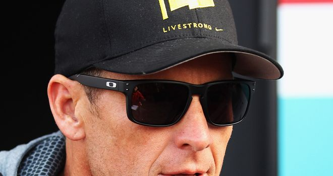 Lance Armstrong: Caught by the truth in the end