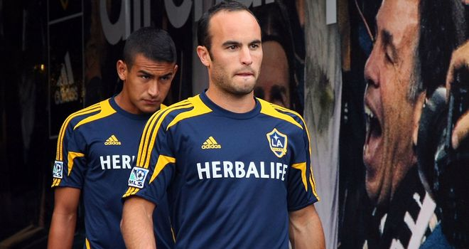 Landon Donovan: Not sure how much longer he can continue playing for USA