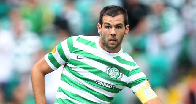 Joe Ledley: Hoping a deal can be reached to keep him at Parkhead