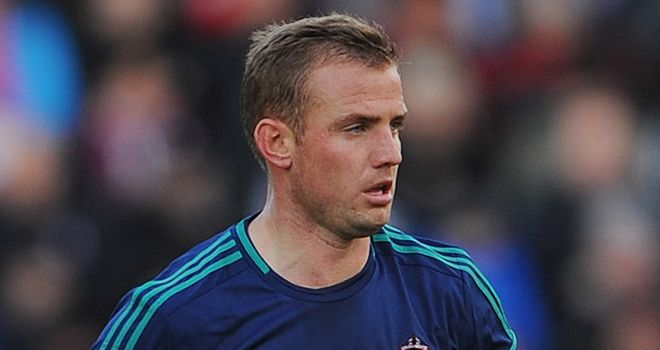 Lee Cattermole: Back in the squad for this weekend's clash at West Brom