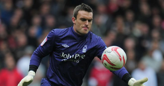 Lee Camp: Was fortunate to stay on the pitch after early foul on DJ Campbell