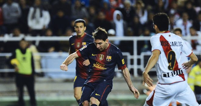 Lionel Messi: Hopes Barcelona can continue their strong form