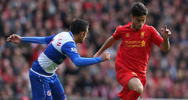 Jem Karacan: Reading midfielder likely to be out for six weeks due to injury suffered against Liverpool