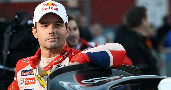 Sebastien Loeb: sluggish start