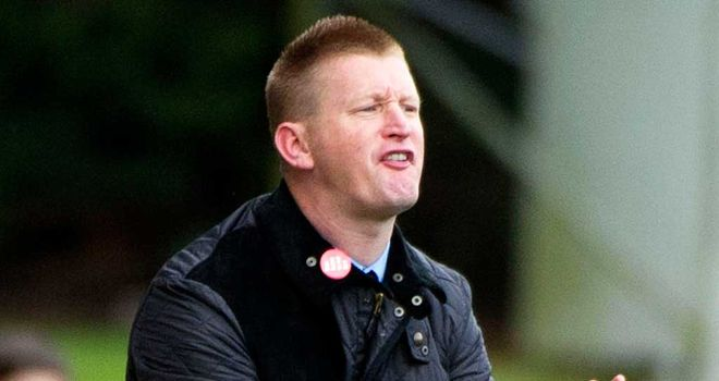 Steve Lomas: Sent to the stands three times this season