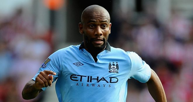 Maicon: The former Inter Milan star's agent says he is happy at Manchester City