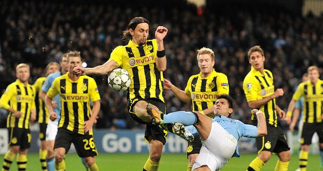 Neven Subotic: Agreed a new deal at Dortmund until 2016