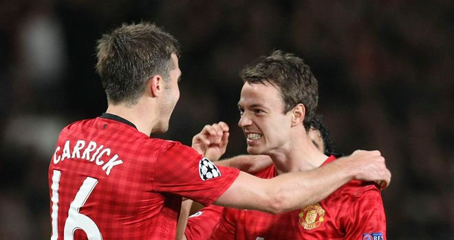 Jonny Evans: Feeling positive ahead of United clash with Swansea