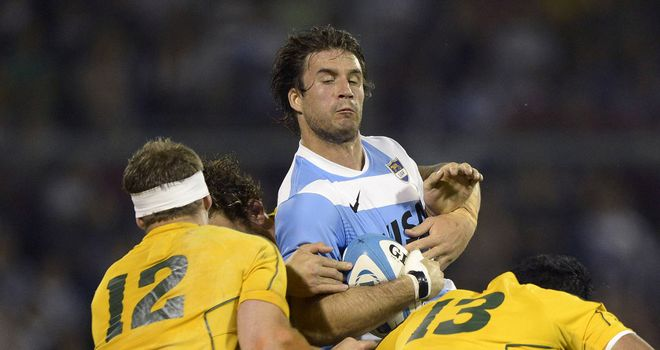 Marcelo Bosch: Added to Argentina squad for France clash