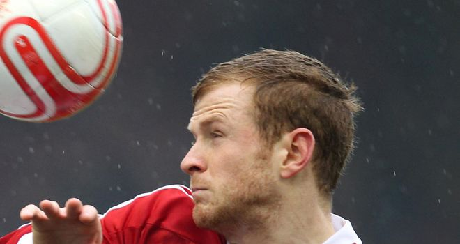 Mark Reynolds: Made his stay at Aberdeen permanent