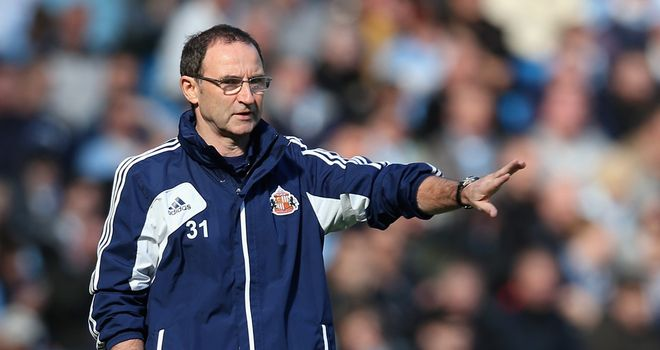 Martin O'Neill: Wants points on the board