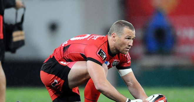 Matt Giteau: Has admitted he won't play for the Wallabies again