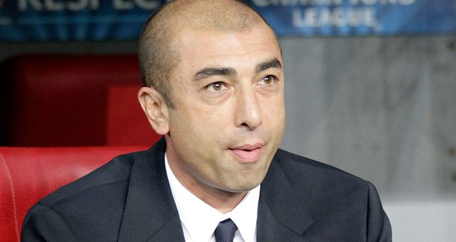 Roberto Di Matteo concentrating on events in Ukraine