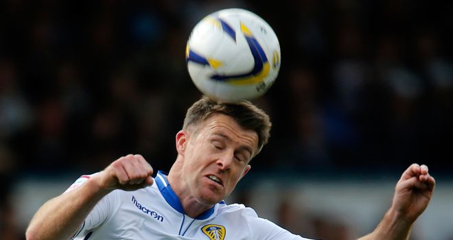 Michael Tonge: Keen to stay at Elland Road