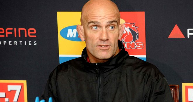 John Mitchell: Former All Blacks coach and England assistant