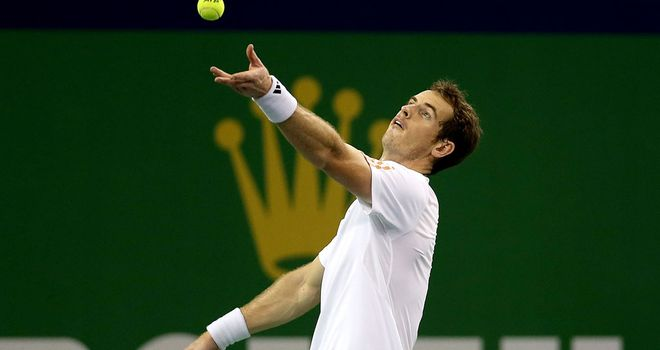 Andy Murray: Powers into Shanghai Masters final