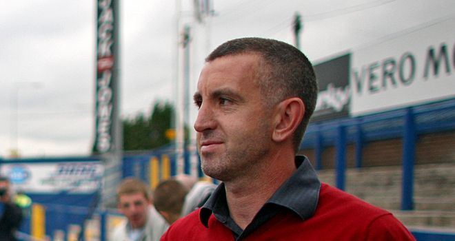 Winterburn: Defence coach