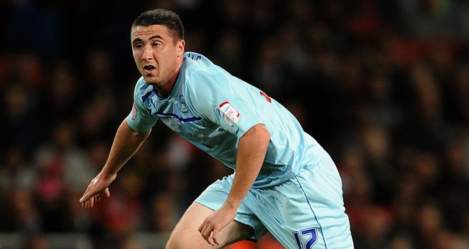Callum Ball: Available for Sky Blues