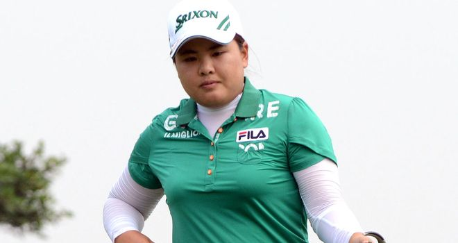 Inbee Park: Gifted victory at the Honda LPGA Thailand