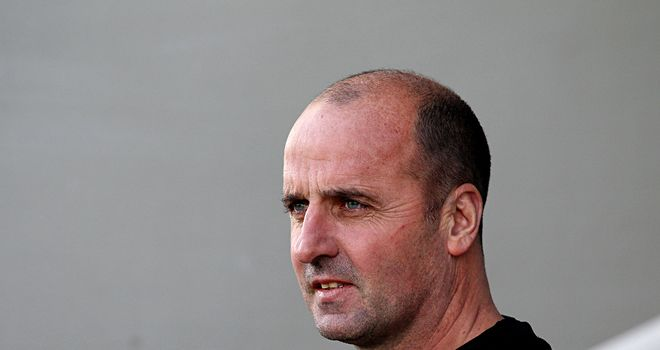 Paul Cook: Preparing for the 2013/14 campaign