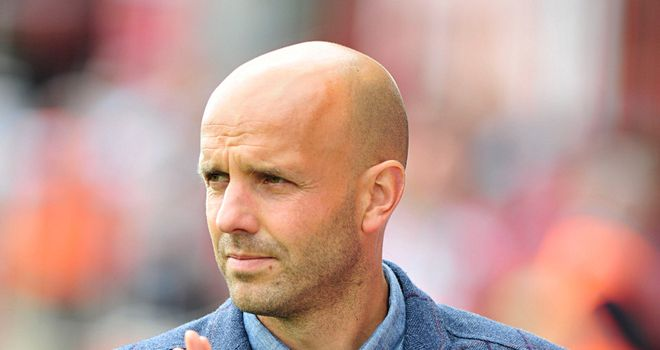 Paul Tisdale: Pleased with a three-point haul